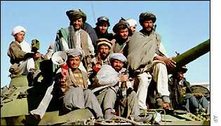 Taleban fighters